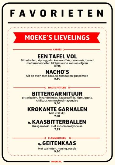 moeke-favorieten