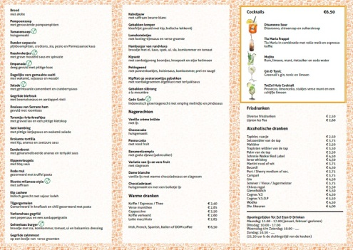 totzo menu 2